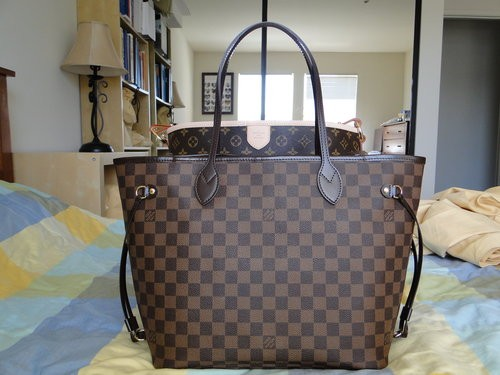 Borsa Louis Vuitton Neverfull